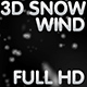 Falling Snow - Full HD - Render in 3D - 2 Layers  - VideoHive Item for Sale