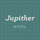 Jupither - Responsive HTML Gallery & Blog Template