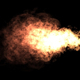 Flying Flame Transition - VideoHive Item for Sale