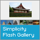 Simplicity Flash Image and Video Gallery - ActiveDen Item for Sale