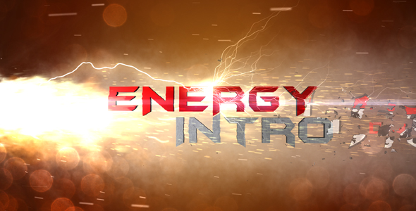 After Effects Project - VideoHive Energy Intro 237734