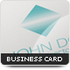 Metropolis Business Card - GraphicRiver Item for Sale