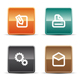 Glossy Internet Icons - Set 3 - GraphicRiver Item for Sale