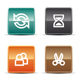Glossy Internet Icons - Set 5 - GraphicRiver Item for Sale
