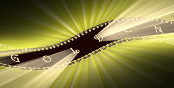 Vintage Movie Leader HD - Transitions Motion Graphics