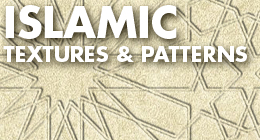 Islamic Textures & Patterns