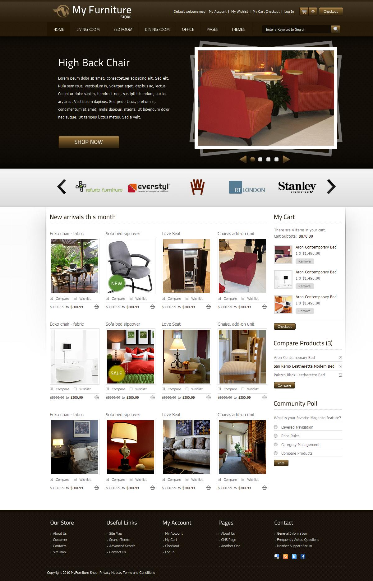 My Furniture Store