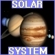 Solar System - 3DOcean Item for Sale