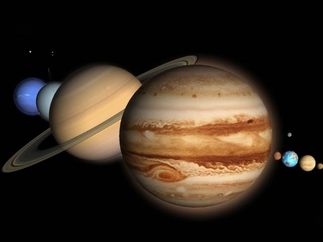 3DOcean Solar System 2055091