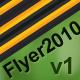 Flyer2010 v1. (a design for poor childrens) - GraphicRiver Item for Sale