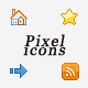 Pixel icon set - GraphicRiver Item for Sale