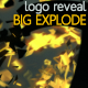 Logo Reveal - Big Explode - VideoHive Item for Sale