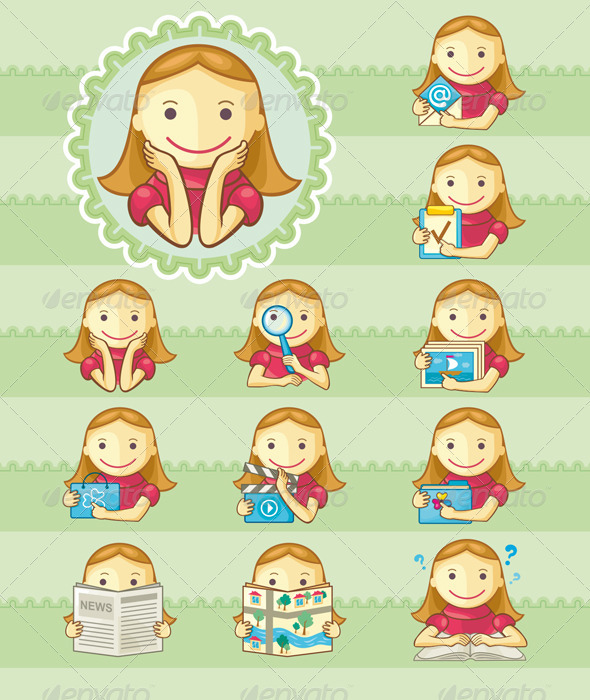 Cute Folder Icons Icon...