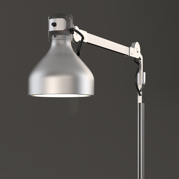 3DOcean Floor Lamp by Atila 2060405