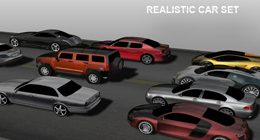 Realistic cars