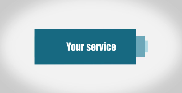 After Effects Project - VideoHive Promote Your Service 2061226