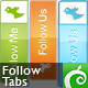 Follow Tags - GraphicRiver Item for Sale