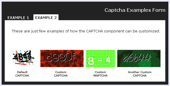 CAPTCHA & MAPTCHA Forms Protection