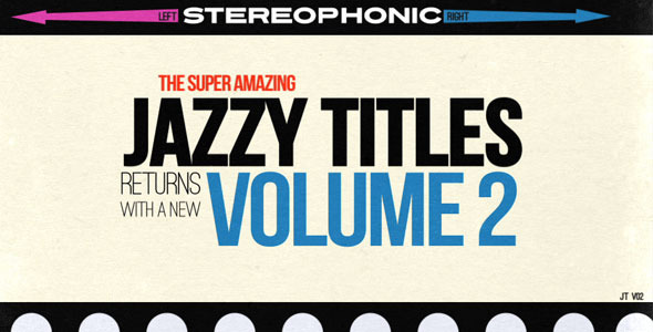 Jazzy Titles V2