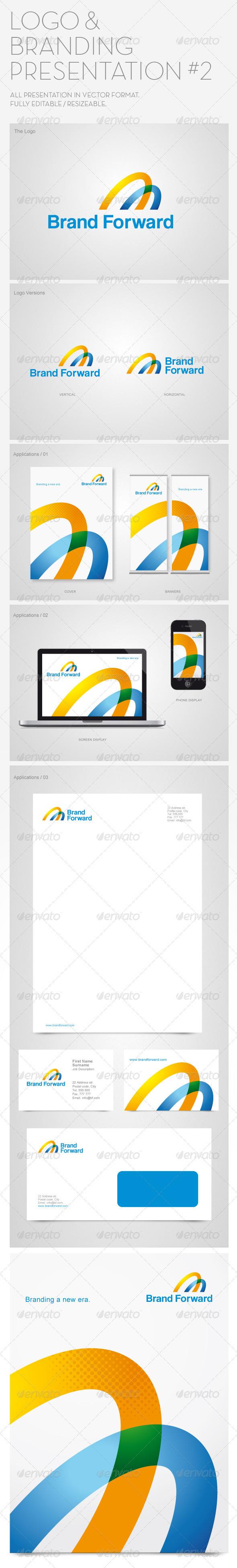 Logo & Branding Presentation #2 - Logo Templates