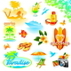 Tropical Resort, Travel and Exotic Holidays - GraphicRiver Item for Sale