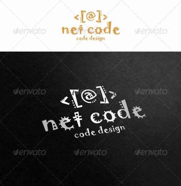 Net Code - Symbols Logo Templates