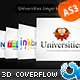 3D Image Flow Menu 01 AS3 - ActiveDen Item for Sale