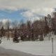Time Lapse Of Winter Landscape - VideoHive Item for Sale