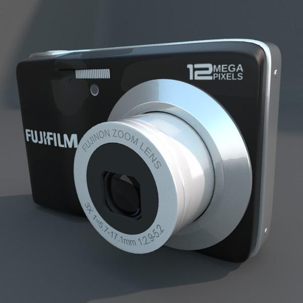 3DOcean Fuji AV100 digital camera 2068727