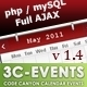 3C-Events : PHP AJAX Events Calendar - CodeCanyon Item for Sale
