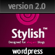 stylish theme v2.0 - 4 in 1 - ThemeForest Item for Sale