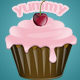 Yummy Cupcake icons - GraphicRiver Item for Sale