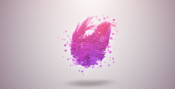 VideoHive Organic Particles Logo Reveal 2074187