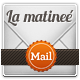 La matineé - email newsletter - ThemeForest Item for Sale