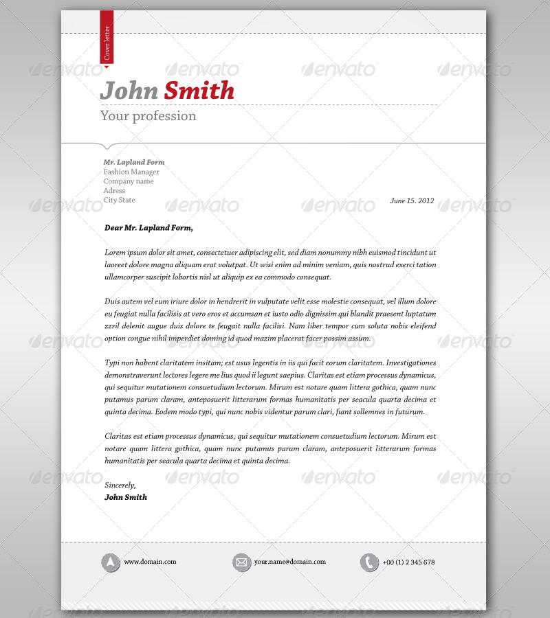 Resume + Cover Letter