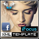 iFocus Facebook Fan Page Template - ActiveDen Item for Sale
