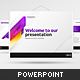 Fast Motion Presentation Template - GraphicRiver Item for Sale