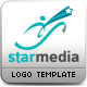 Starmedia Logo Template  - GraphicRiver Item for Sale