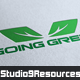Going Green Logo - GraphicRiver Item for Sale
