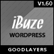 iBuze, Premium WordPress Theme - ThemeForest Item for Sale