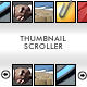 THUMBNAIL IMAGE SCROLLER / ROTATOR - ActiveDen Item for Sale
