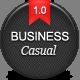 BusinessCasual - Multipurpose Wordpress theme