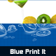 Blue Print It - GraphicRiver Item for Sale