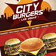 Hamburger Restaurant Menu Flyer - GraphicRiver Item for Sale