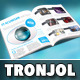 Tronjol Exclusive Magazine Design - GraphicRiver Item for Sale