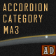 Accordion Category MA3 - ActiveDen Item for Sale