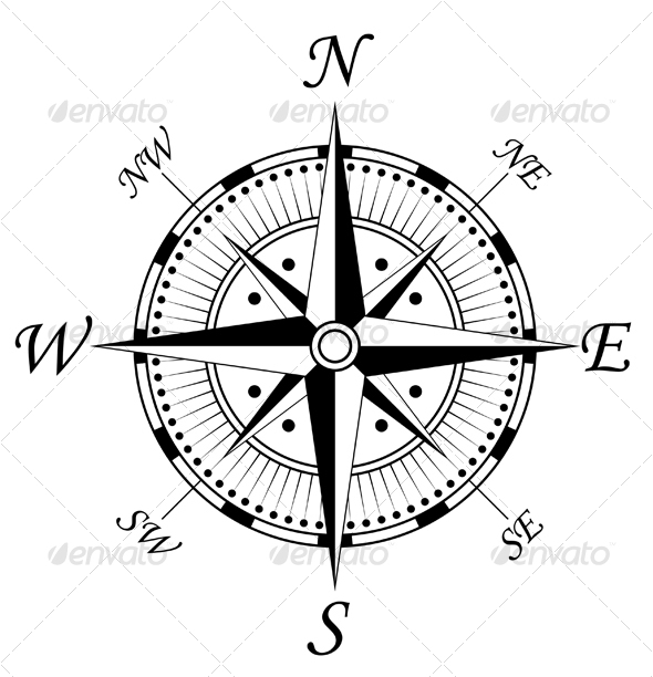 Compass sign 2