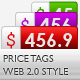 Modern Price Tags - GraphicRiver Item for Sale