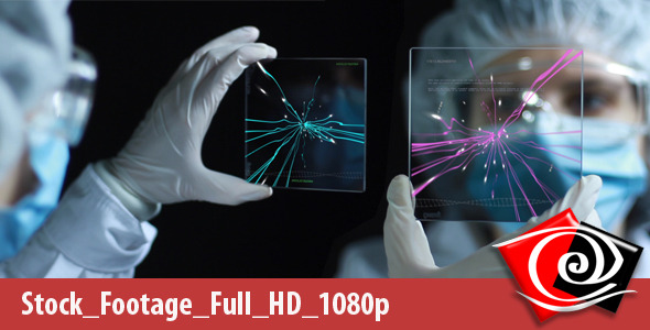 VideoHive Laboratory Research 2108983