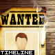 Wanted Facebook Timeline Cover - GraphicRiver Item for Sale